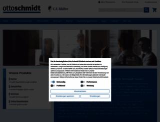 otto-schmidt.de screenshot