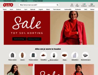 otto.nl screenshot