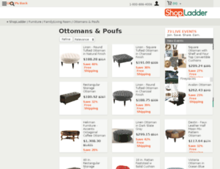 ottomanshowroom.com screenshot