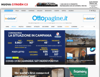 ottopagine.net screenshot
