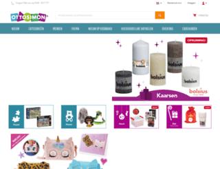 ottosimon.nl screenshot