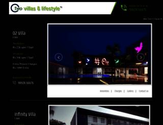 otwovillas.com screenshot