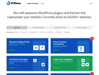 otwthemes.com screenshot