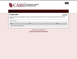 ou.academicworks.com screenshot