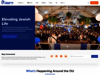 ou.org screenshot