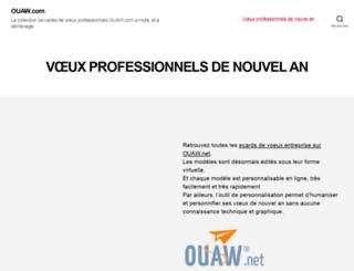 ouaw.com screenshot