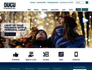 oucu.org screenshot