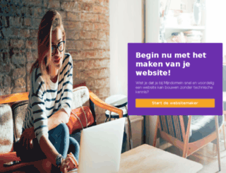 ouderemise.nl screenshot