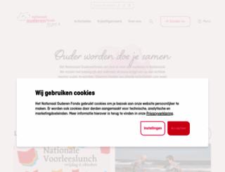 ouderenfonds.nl screenshot