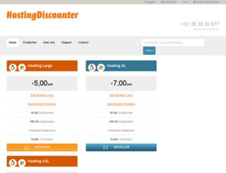 ouderenorganisaties.nl screenshot
