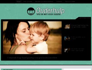 ouderhulp.nl screenshot