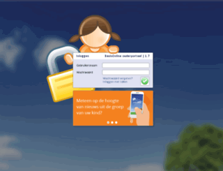 ouders.basisonline.nl screenshot