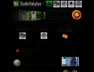 oudevalutas.com screenshot