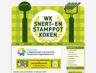 oudhollandschegerechten.nl screenshot