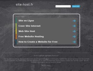 oueewaw.site-host.fr screenshot