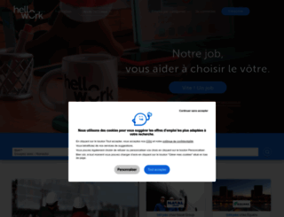 ouestjob.com screenshot