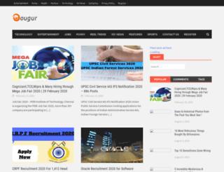 ougur.com screenshot