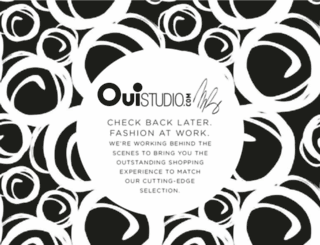 ouistudio.com screenshot