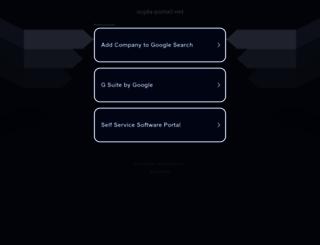 oujda-portail.net screenshot