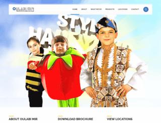 oulabi-mir.net screenshot