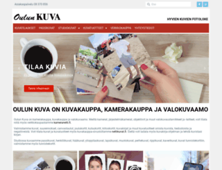 oulunkuva.fi screenshot