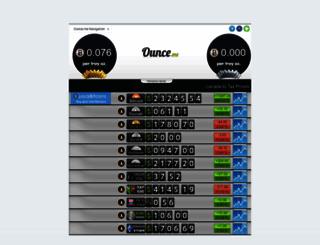 ounce.me screenshot