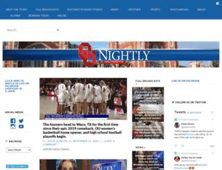ounightly.com screenshot