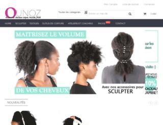 ounoz.com screenshot