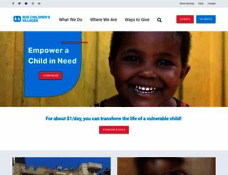 our-africa.org screenshot