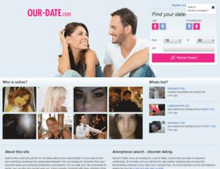 our-date.com screenshot