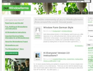 our.windowfarms.org screenshot