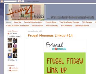our4kiddos.blogspot.com screenshot