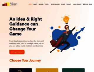 ourbusinessladder.com screenshot