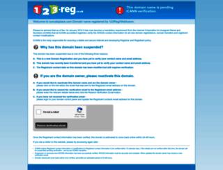ourcatsplace.com screenshot