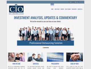 ourcio.com screenshot