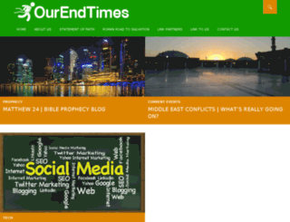 ourendtimes.com screenshot