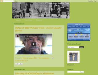 ourgreatsouthernland.blogspot.com screenshot