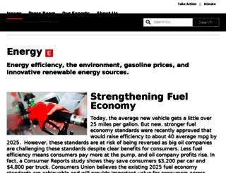 ourgreenenergyfuture.org screenshot
