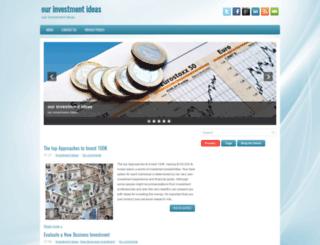 ourinvestmentidea.co.vu screenshot
