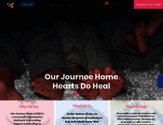 ourjourneehome.com screenshot