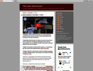 ourlatinamerica.blogspot.com screenshot