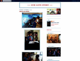 ourlovestory-7777.blogspot.com screenshot