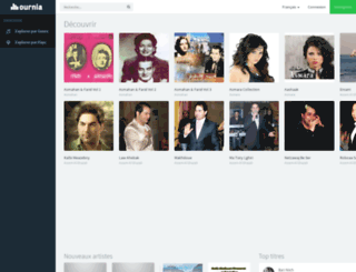 ournia.com screenshot
