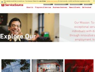 ourpeoplework.org screenshot