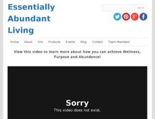 oursimplemessage.com screenshot