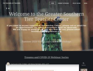 ourteachercenter.org screenshot
