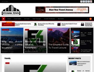 ourtownsylvania.com screenshot