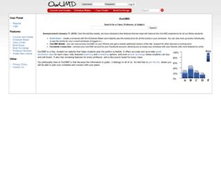 ourumd.com screenshot