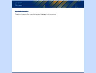 ouruniversity.universityofcalifornia.edu screenshot