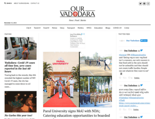 ourvadodara.com screenshot